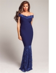 Jessica Wright Collection Carrie Fishtail Maxi Dress *PRE ORDER* £85.00