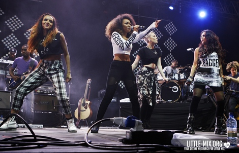 little mix the ragged priest